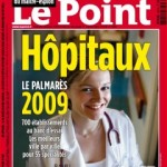 Classement le Point Hopitaux 2009 couverture
