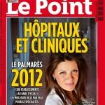 le point-hopitaux-et-cliniques 2012 couverture
