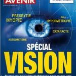 couverture sciences et avenir spécial vision