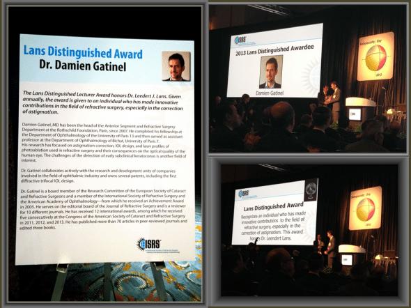 Lans Award Damien Gatinel