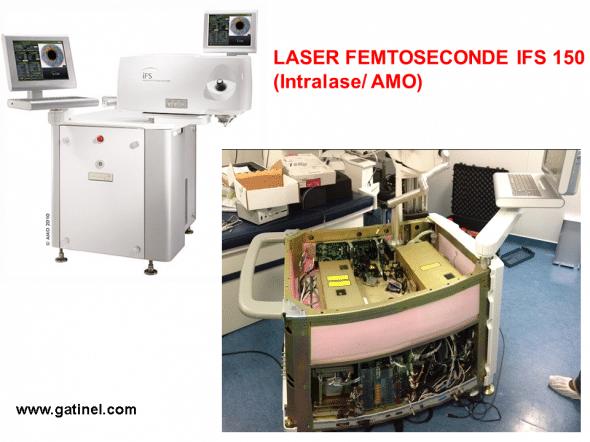 laser intralase IFS 150