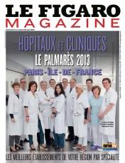Figaro magazine palmares hopitaux cliniques 2013