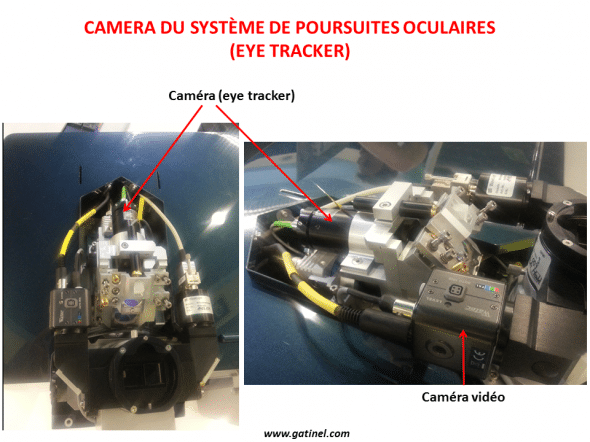 eye tracker camera