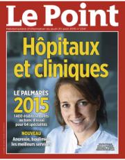 hopitaux-et-cliniques-le-palmares-2015