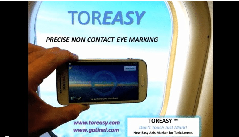 Toreasy for smartphones