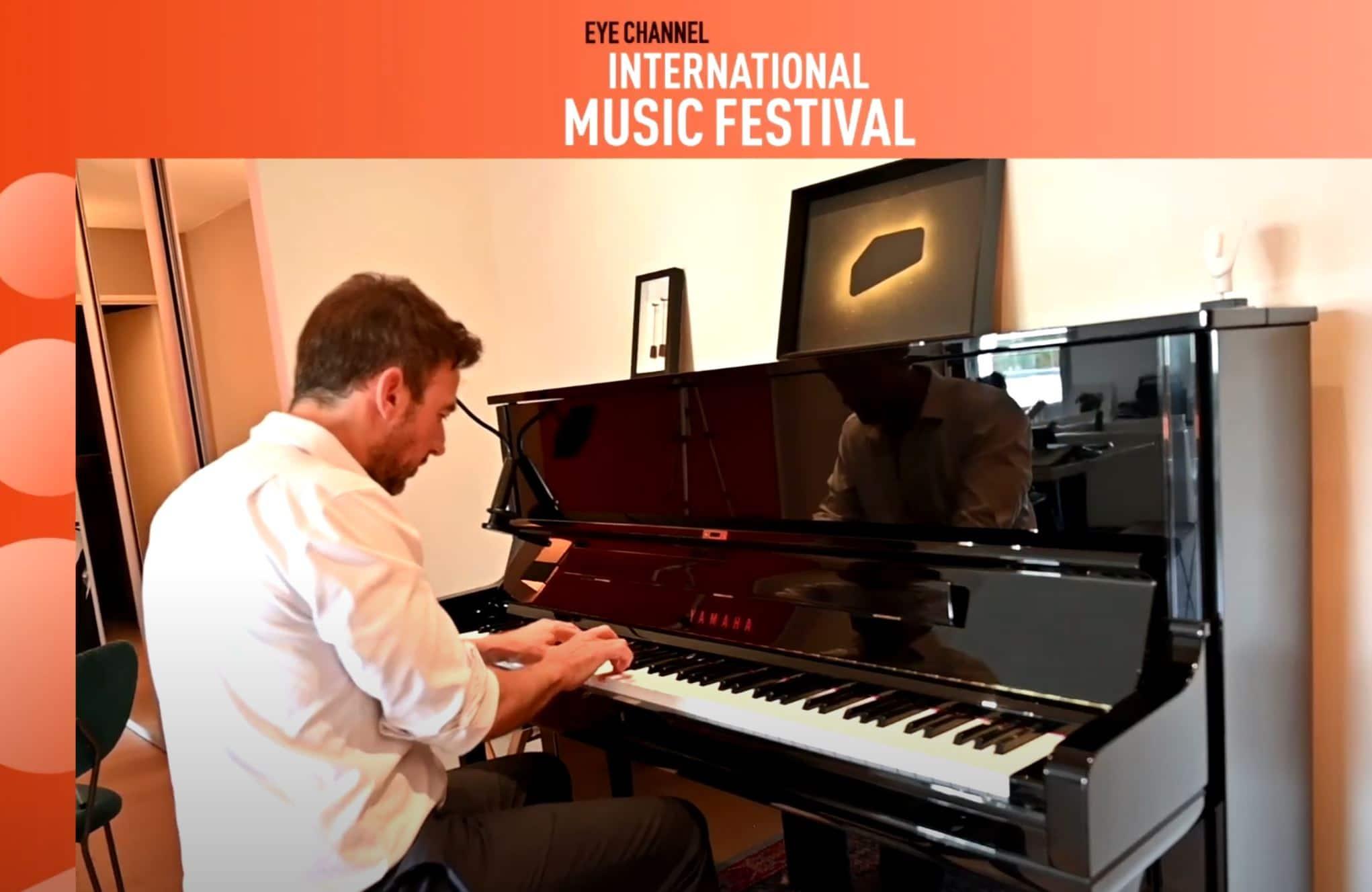 Damien Gatinel Piano