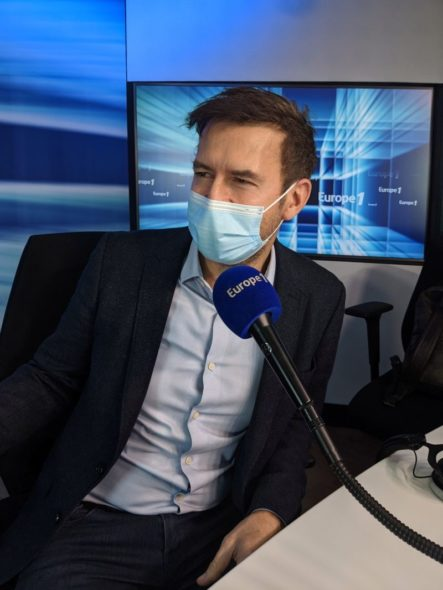 Damien Gatinel Europe 1