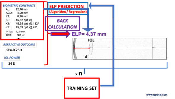 ELP prediction algorithm genesis